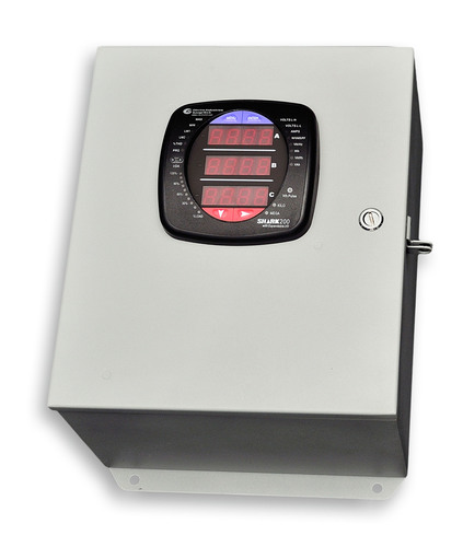 Electro Industries' UL Listed  Self-Enclosed Shark® Meter Assembly