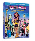 Universal Pictures Home Entertainment: Monster High: Scaris: City of Frights
