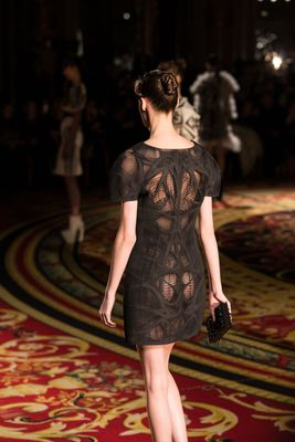 Materialise 3D Printed Dress