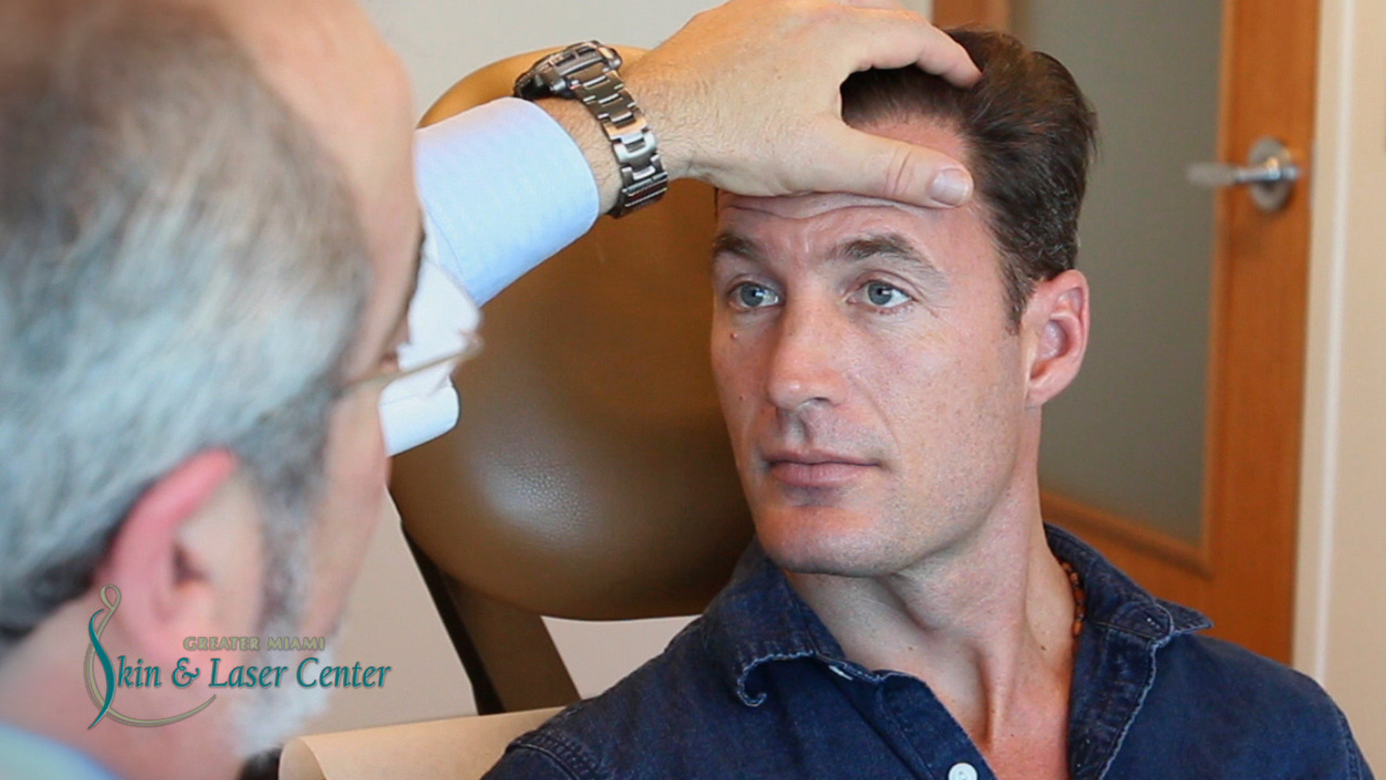Greater Miami Skin And Laser Center Completes Wellness Exams for Men