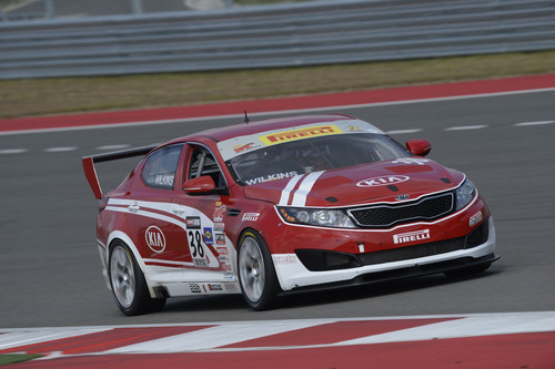 Kia Racing Doing Well On Track And Doing Good In The Community En Route To Pirelli World Challenge