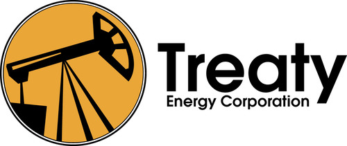 Treaty Energy Corporation Commences Drilling Operations on the Stockton Lease in Tuscola, Texas