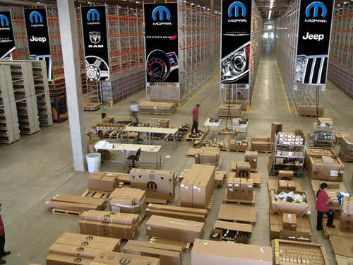 Chrysler Group LLC Opens Mopar® Operations in Argentina and Brazil