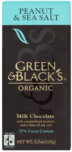 Mondelez Global LLC Conducts Voluntary U.S. Recall of Green & Black's Organic Peanut and Sea Salt