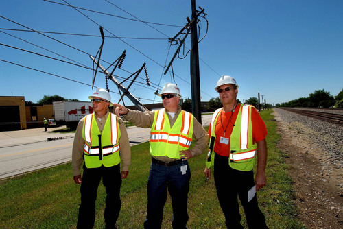 ComEd Restores More Than 450,000 Customers in First 30 Hours Following Pair of Damaging Friday