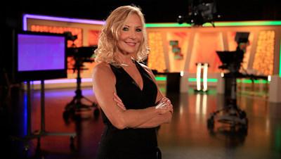 Maria Laria, presentadora de ARREBATADOS en America TeVe celebra su decimo aniversario