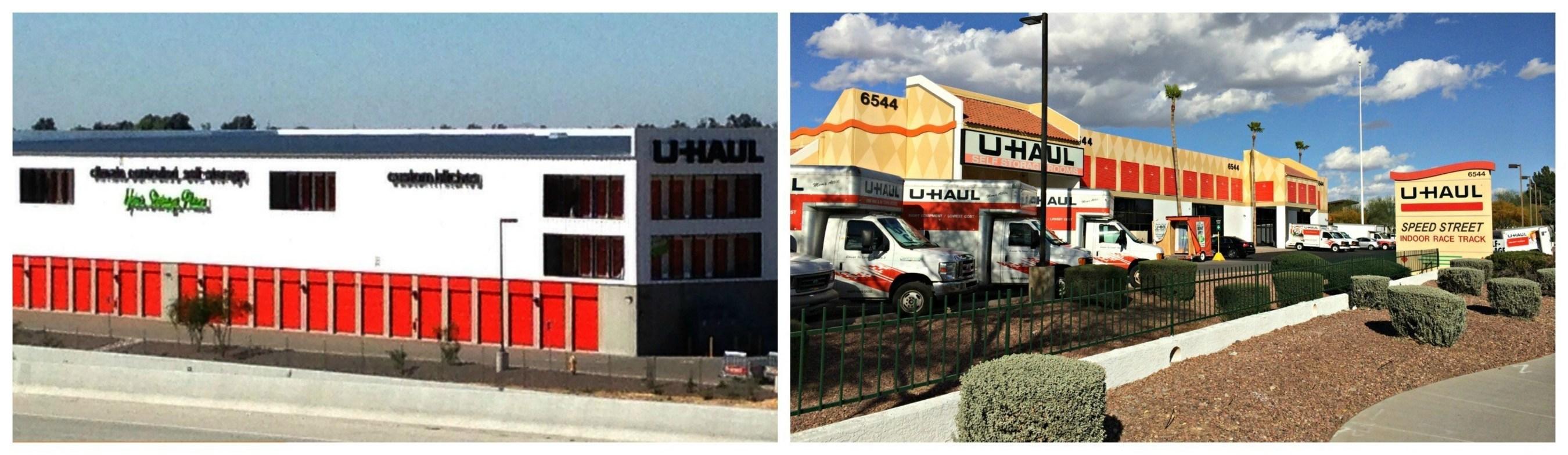 U-Haul Celebrates Grand Openings of Two Phoenix Stores (PRNewsFoto/U-Haul)