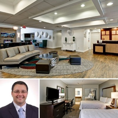 Homewood Suites by Hilton Newark-Cranford, managed by Dimension Development, now has a new general manager, Vinnie Cicerale. The 11-year hospitality veteran had previously served in two roles at the hotel before returning as its leader. With 108 suites catering to corporate travelers along with social, military, educational, religious and fraternal groups, the hotel wrapped up a major renovation project last year that takes it to the next level of at-home comfort. For information, visit http://homewoodsuites3.hilton.com/en/hotels/new-jersey/homewood-suites-by-hilton-newark-cranford-CFDNJHW/index.html or call 1-908-709-1980.