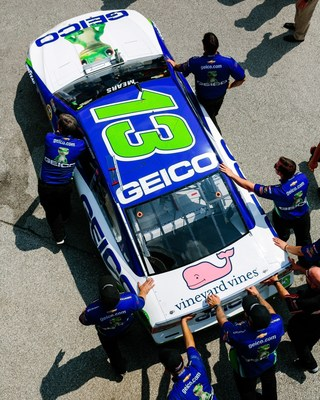 vineyard vines Announces Sponsorship with Germain Racing and Casey Mears