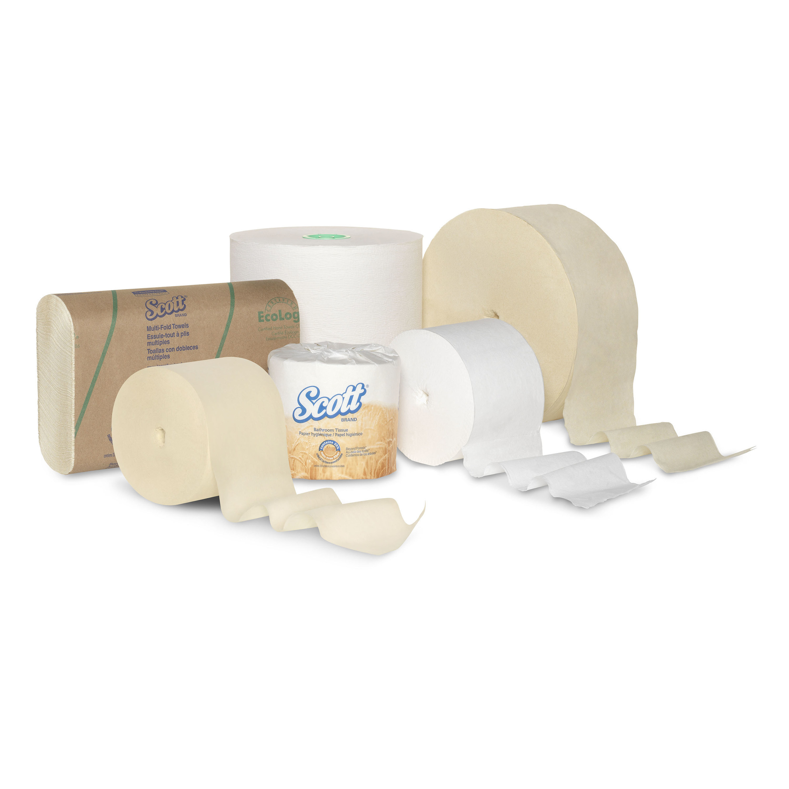 Kimberly-Clark Professional has launched GreenHarvest products, a cutting edge offering that incorporates rapidly renewable plant-based fiber, such as wheat straw and bamboo, into Kleenex and Scott brand towel and tissue products.  GreenHarvest offerings include Kleenex hard roll towel and Kleenex Cottonelle coreless standard roll bathroom tissue made with 20 percent bamboo fiber, and Scott multi-fold towels, standard roll bathroom tissue, coreless JRT Jr. bathroom tissue and coreless standard roll bathroom tissue made with 20 percent wheat straw fiber.