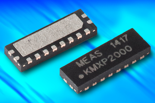 Achieve High Accuracy Measurement with New Position Sensors from Measurement Specialties ...