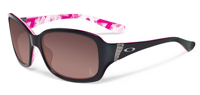 Oakley Breast Cancer Awareness Collection, supporting - Young Survival Coalition. (PRNewsFoto/Young Survival Coalition)