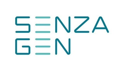 SenzaGen Logo (PRNewsFoto/SenzaGen)