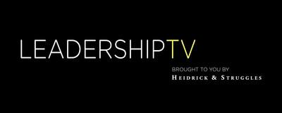 Heidrick & Struggles LeadershipTV Logo
