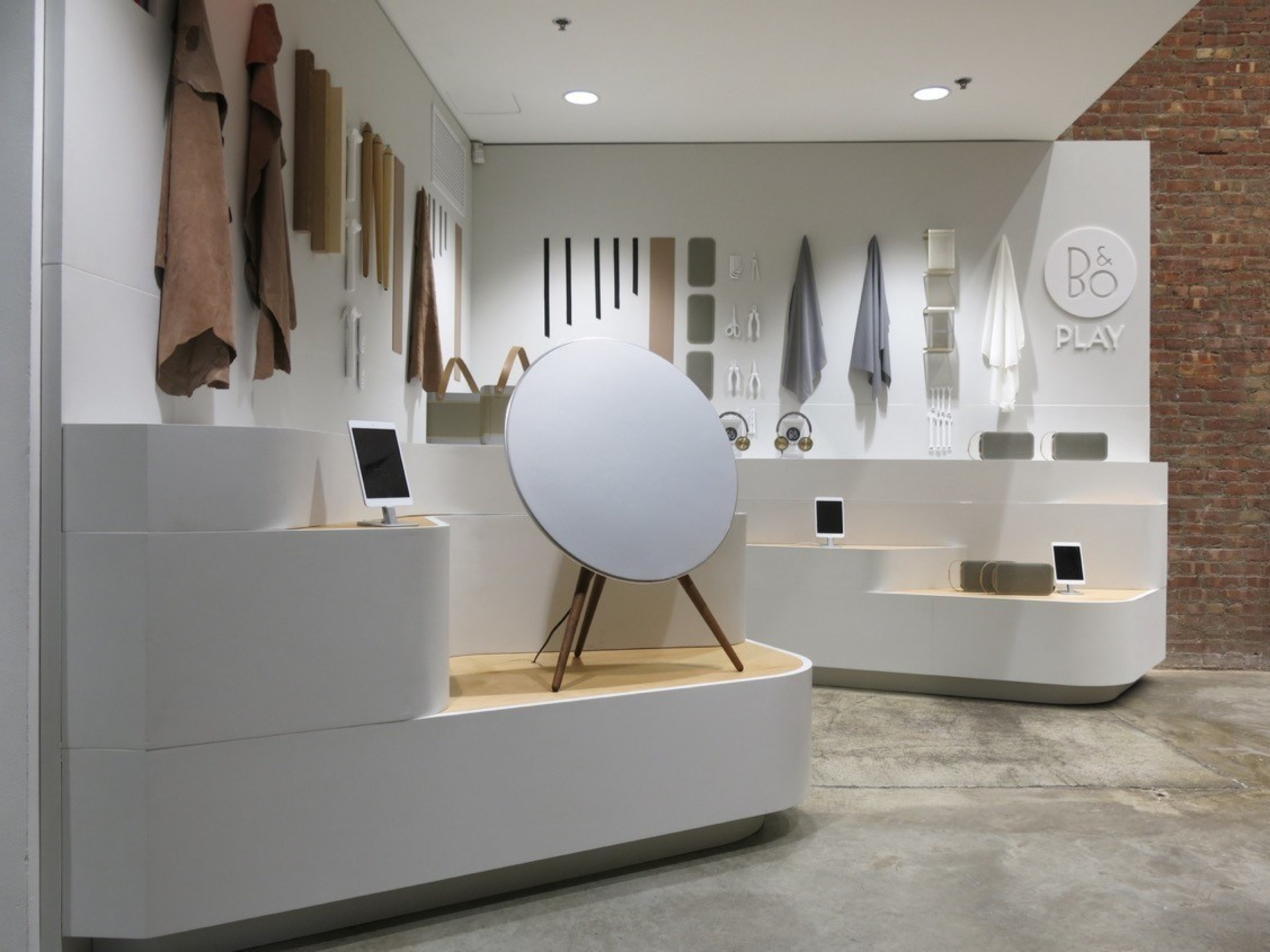 Dover Street Market selects B&O PLAY as first audio company