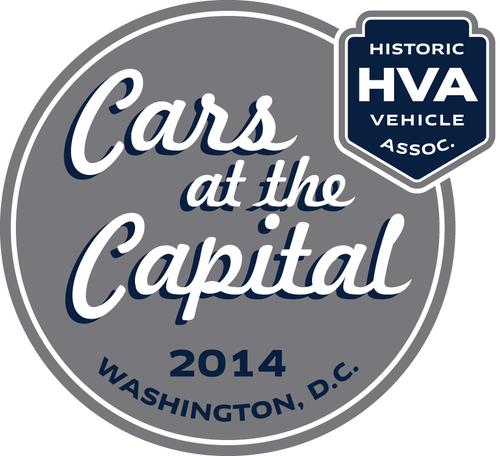 Cars at the Capital Logo (PRNewsFoto/Historic Vehicle Association)