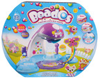 Beados, a popular craft activity line, and hot holiday toy, features colorful beads that kids can use to make fun designs that magically come together with a spray of water. (PRNewsFoto/Moose Toys)