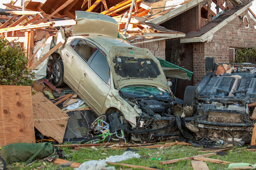 Allstate survey highlights need for preparedness as number of disasters increase.  (PRNewsFoto/Allstate ...