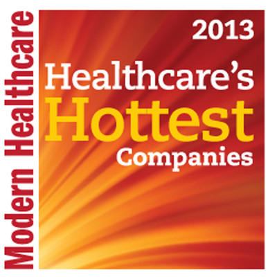 Modern Healthcare's Hottest Companies 2013.  (PRNewsFoto/Emergent Medical Associates)