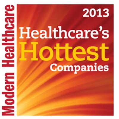 Modern Healthcare's Hottest Companies 2013.  (PRNewsFoto/Emergent Medical Associates)