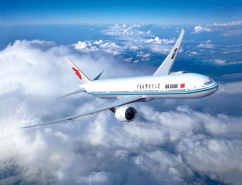 Il secondo volo giornaliero non-stop Los Angeles-Pechino di Air China utilizzerà l'avanzato Boeing