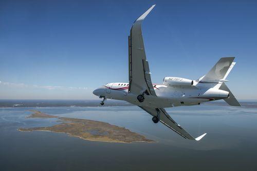 Dassault Aviation to Present Falcon Fleet at Australian International Airshow (PRNewsFoto/Dassault Aviation)