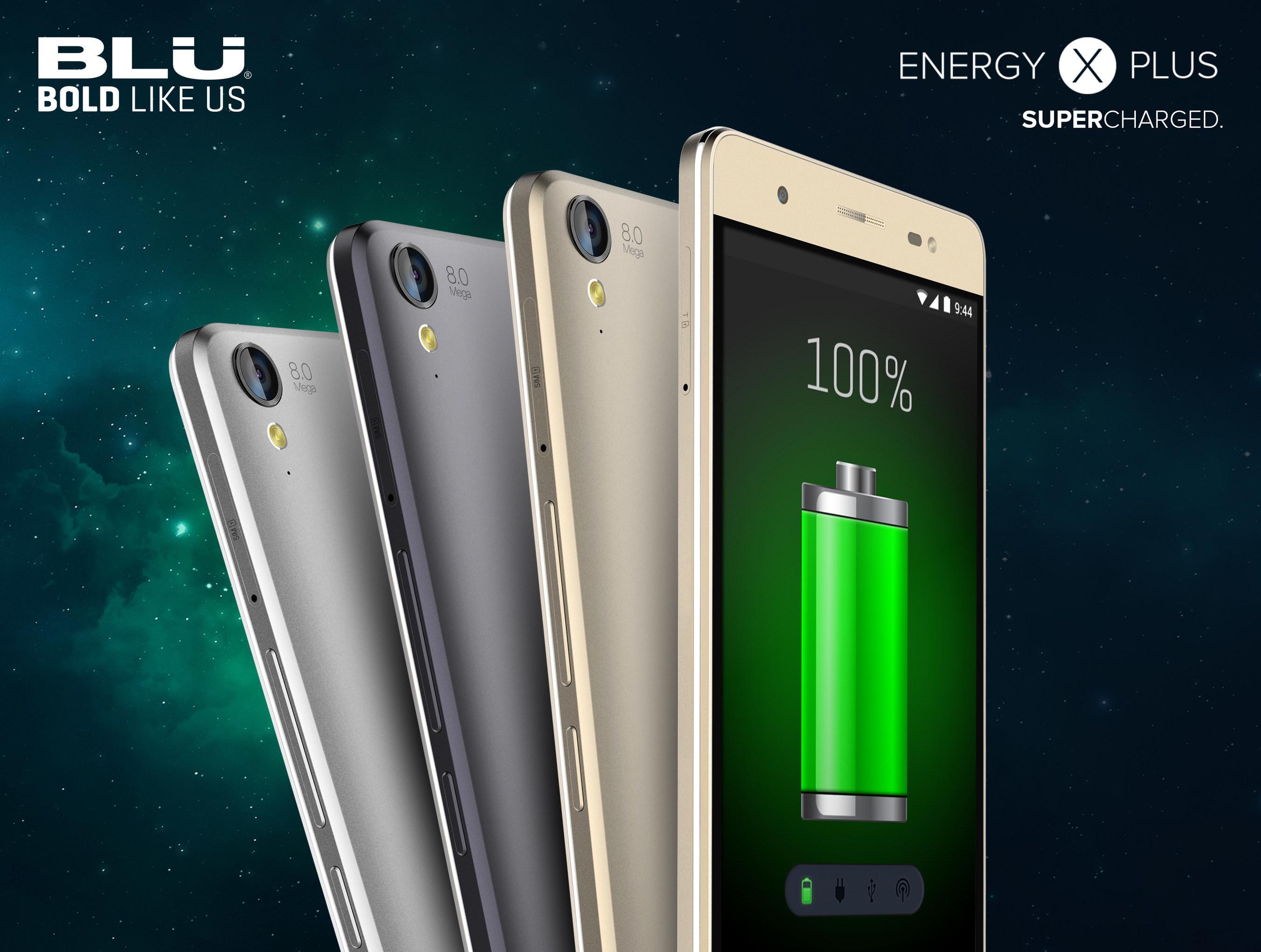 Energy X Plus