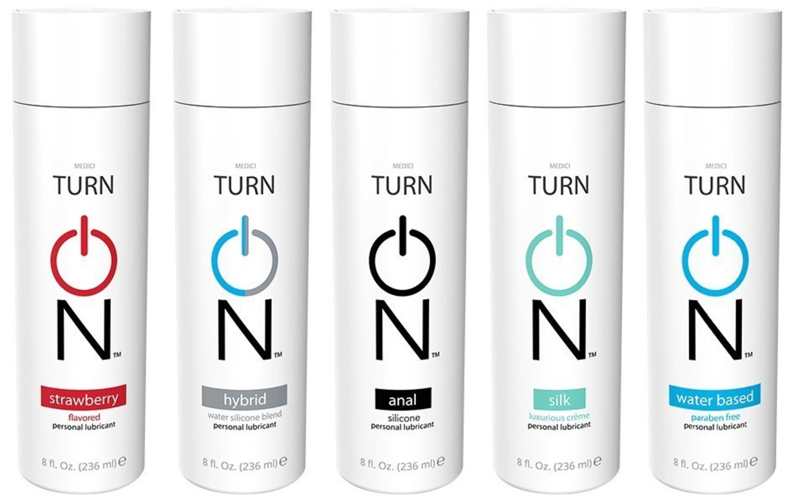 Medici Online Group, LLC has launched an exciting new line of personal lubricant products to the marketplace