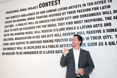 José Cuervo Tradicional celebra la cultura latina e inspira a artistas en toda la nación con el Tradicional Mural Project