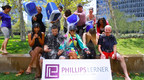 Phillips Lerner firm takes the ALS Ice Bucket Challenge, Los Angeles, CA (PRNewsFoto/PhillipsLerner.com)
