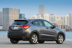 Honda's new HR-V helps brand to record June 2015 truck sales