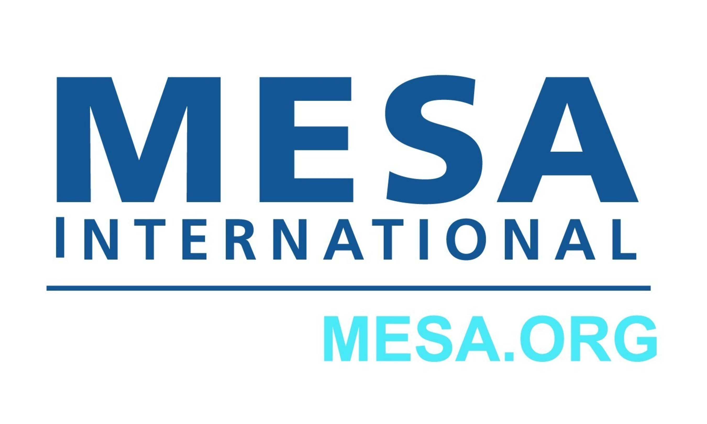 MESA (Manufacturing Enterprise Solutions Association) International is a global, not-for-profit community of manufacturers, producers, industry leaders and solution providers who are focused on improving Operations Management capabilities through the effective application of Information Technologies, IT-based solutions and best practices. For more information about MESA, visit www.mesa.org.