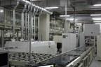 Module in handelsüblicher Größe (1,09 m2) von TSMC Solar stellen Rekord für CIGS-Module von 16,5 % -Effizienz auf