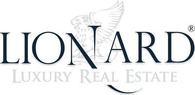 Lionard Luxury Real Estate Logo (PRNewsFoto/Lionard Luxury Real Estate)