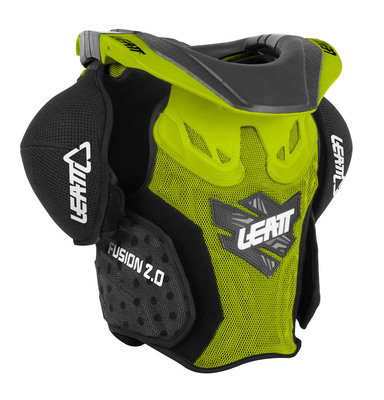 LEATT FUSION VEST 2.0 JUNIOR FOR CHILDREN. (PRNewsFoto/Leatt Corporation)