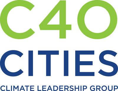 C40 Cities logo.  (PRNewsFoto/Johnson Controls)