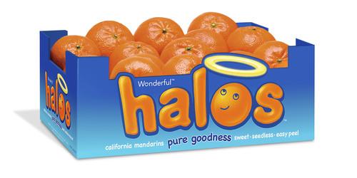 America's Largest Citrus Grower Debuts Wonderful™ Halos™ Mandarins