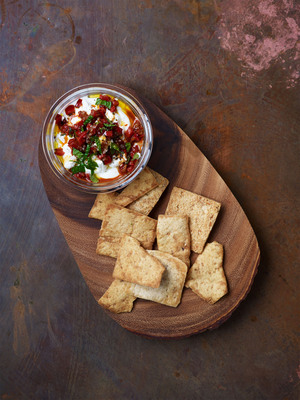 The expansion of Chobani SoHo(R) includes a curated menu inspired by Mediterranean ingredients and Turkish influences.  (PRNewsFoto/Chobani)