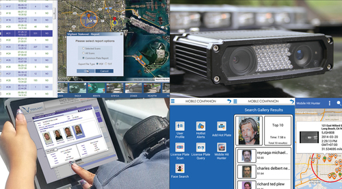 Vigilant Solutions Intelligence-Led Policing Package includes License Plate Reader Data and LEARN Analytic ...