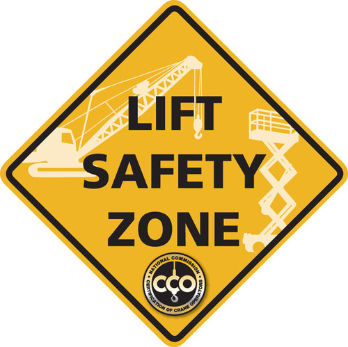 National Commission for the Certification of Crane Operators (NCCCO) will sponsor the Lift Safety Zone at ...