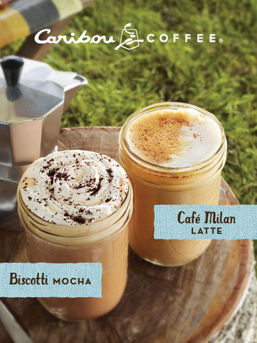 Caribou Coffee Encourages Fans to Sip Up Life's Meaningful Moments with Launch of Two New