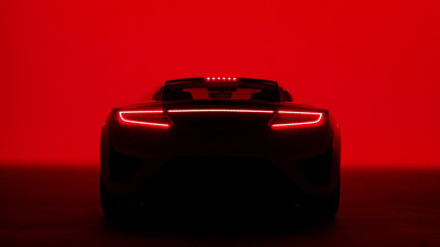 Acura Rolls Out American-made NSX Supercar with Super Bowl Commercial Set to Van Halen Classic, Runnin' with the Devil