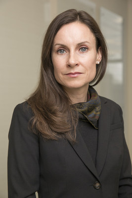 Camille Renshaw, head of the Institutional Group  for Ten-X
