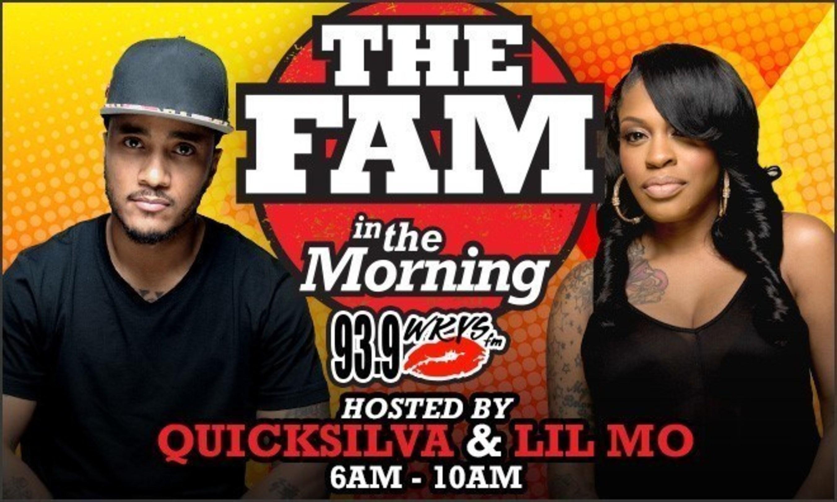 QuickSilva and Lil Mo Return To Washington DC Radio