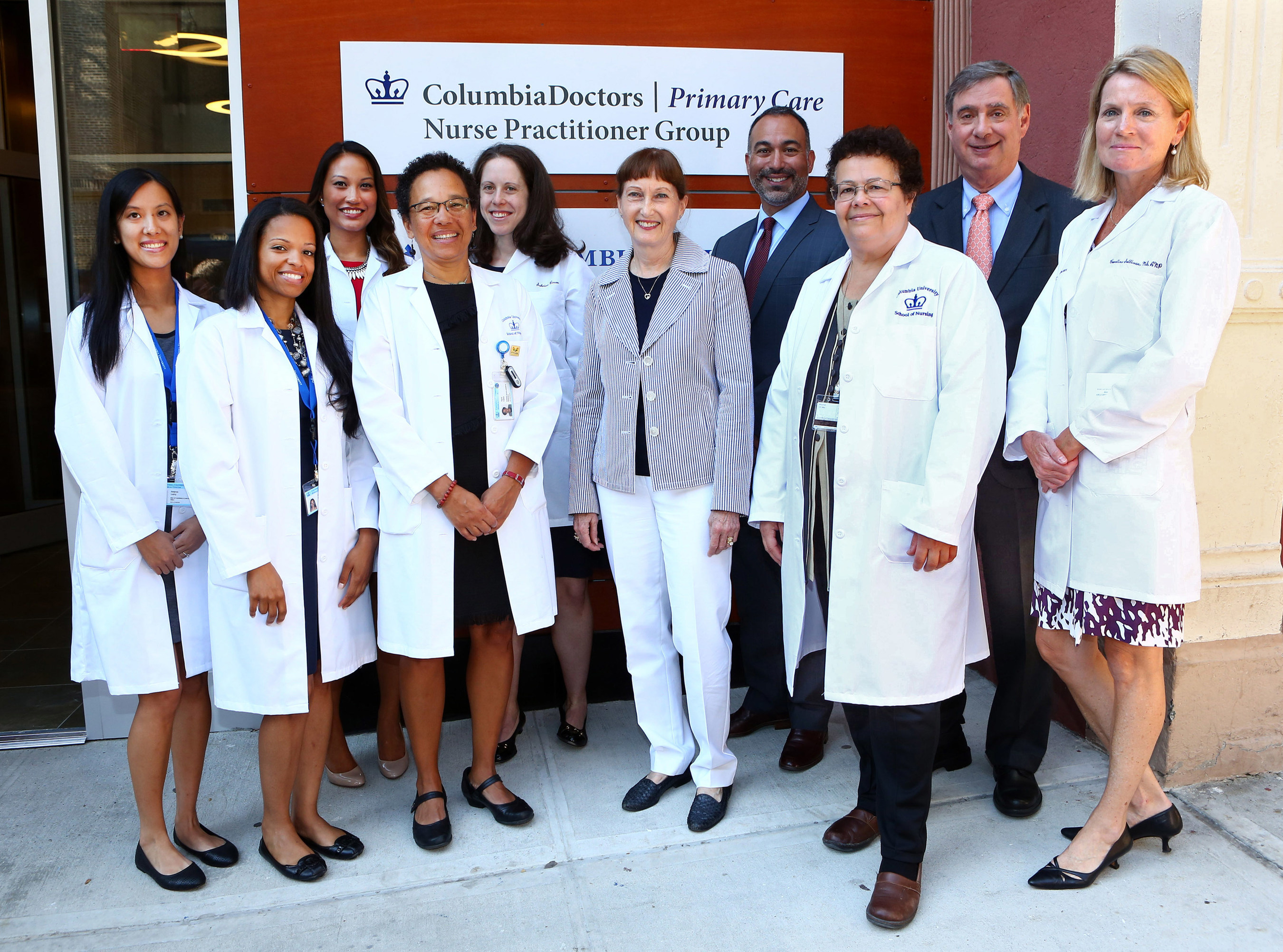 Columbia University School of Nursing Opens Nurse Practitioner