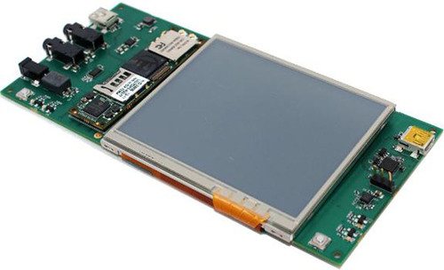 Gumstix Announces Customizable 3.5' Touchscreen Device