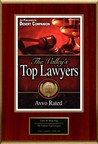 """Tony M. May, Esq. Selected For """"The Valley's Top Lawyers"""""""
