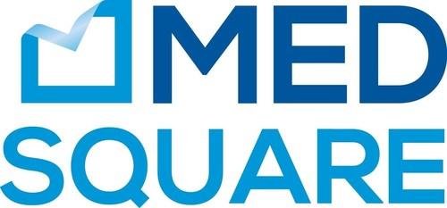 Medsquare Logo (PRNewsFoto/Medsquare)
