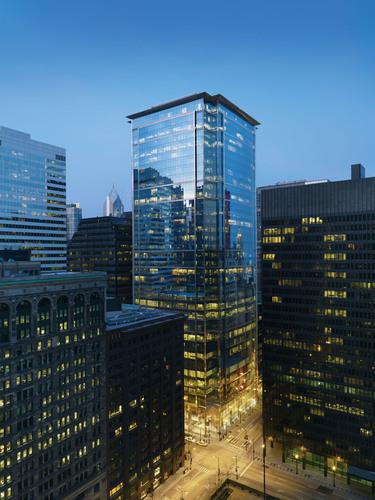 Chicago's Citadel Center Retains Namesake Financial Services Tenant