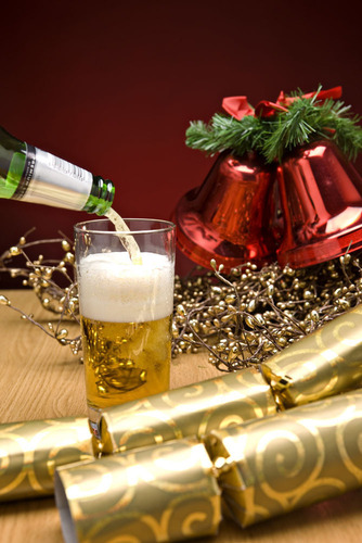 Holiday Party Planning.  (PRNewsFoto/Kegerators.com)